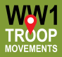 WW1 Troop Movements